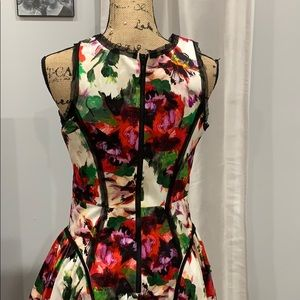 Milly of New York Dresses - Milly floral fit and flare dress size 8